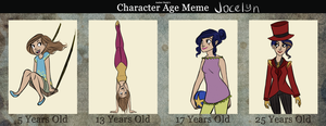 Character Meme: Jocelyn by wondernez