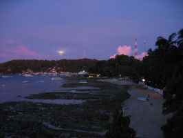 Sunset, Puerto Galera by mike19