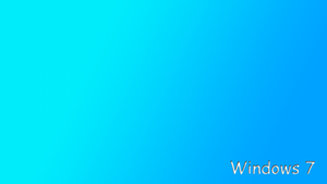 colourful, simple windows 7 by rafalmania