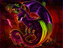 PC Voracious Hungering ::Dark Injection:: Drakor by Neffertity