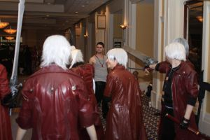 Katsucon 2014 - Devil May Cry Photoshoot 15 by VideoGameStupid