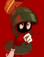 MARVIN THE MARTIAN by shiroki123