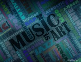 Art of Music by mateedesigns