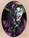 Joker by Kyle Chaney by KYLE-CHANEY