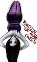 Marceline the Vampire Queen by TOXIICchiichii