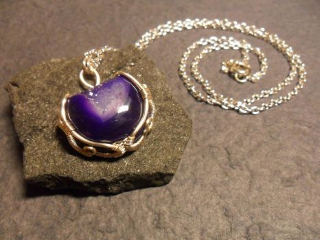Eternita - Necklace by Carmabal
