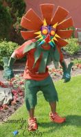 Skull Kid Cosplay by PrettyAndPolished
