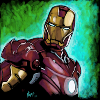 Ironman by Darksun75