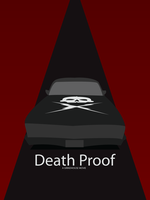 Death Proof Poster by mademoiselle-art