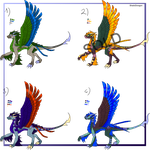 Sonicwings adoptables OPEN by Pro-Adopts