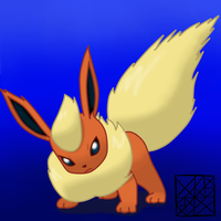 Flareon by randomperson77