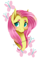 Fluttershy by Pocki07