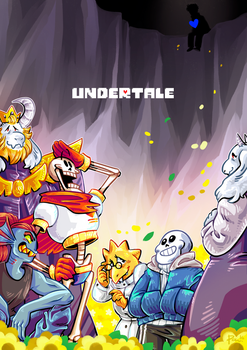 Here's to Undertale by JimPAVLICA