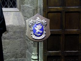 Ravenclaw House Badge by hellonlegs