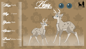 Kupiq Reference Sheet 2013 by Aiyana-Kopa