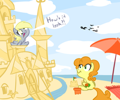 Castle Derp by Tess-27