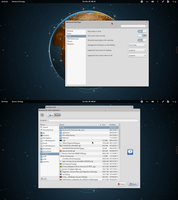 Airlines..  Bisigi gnome3: Preview by grvrulz