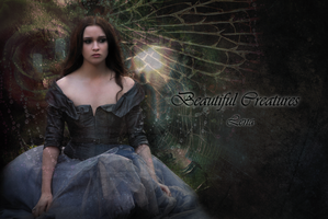 Lena - Beautiful Creatures Wallpaper by Vampiric-Time-Lord