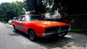 General lee by AmorouxSkiLodge