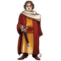 Quentyn Martell - A Collab of Ice and Fire by cesca-specs