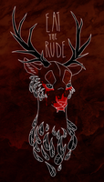 eat the rude by cinface