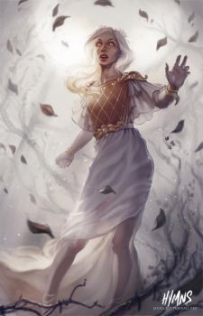 Fear Is A Blinding Light by Chrysanthi