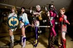 Soul Calibur Girls @ Dragon*Con 2012 by Kilayi