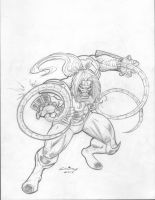 Omega Red by c-crain