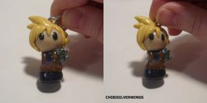 Cloud Charm by ChibiSilverWings