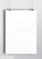 Poster Template by SVGStock