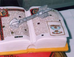 book of kells...cake 2 by KarenJerram