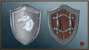 Regular Guard Shield by Ulvgar