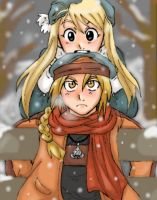 Winter Wonder Land by Nishi06