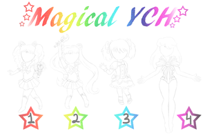 Magical Ych - Open by 102vvv