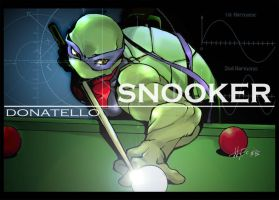TMNT Sport Series- Donatello by Rcaptain