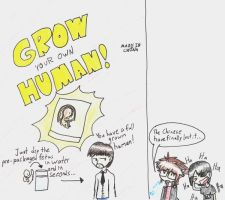 Grow Your Own Human by Mister-Saturn