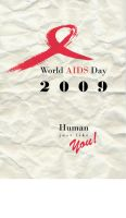 World AIDS Day 2009 by Shevy1987