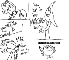 :CHAO ISLAND COMIC: Accepted by ArceusOpener