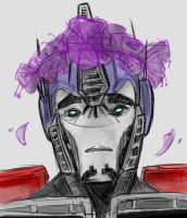 Want Optimus Prime With a Flower Crown? by CarnivorousTwinkie
