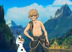 Frozen - Worth Melting For by DR4WNOUT