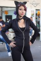 Catwoman Cosplay by JNCosplayers