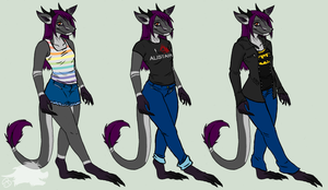 Outfit ref by Deezmo