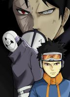 Uchiha Obito by TheFresco