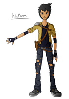 Nathan's Concept by hannahspangler