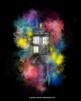 .:: The Tardis ::. by BrokenQuiet