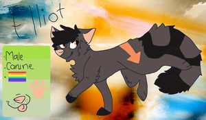 Elliot! reference sheet by winchesterss