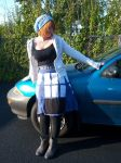 TARDIS Cosplay by MelodiousMeltdown