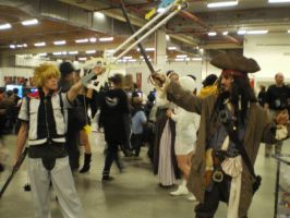 Port Royal ? - Chibi Japan Expo [2009] by moulinneufbeast