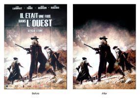 Once Upon A Time In The West by Karbacca
