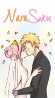 narusaku marriage by clairebaby0604